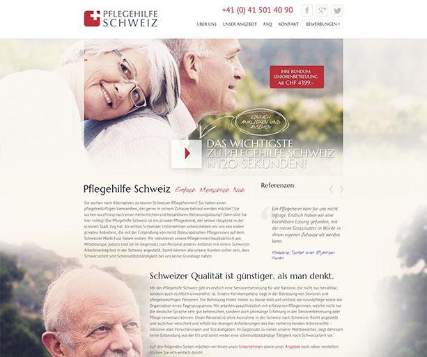 Pflegehilfe Schweiz AG